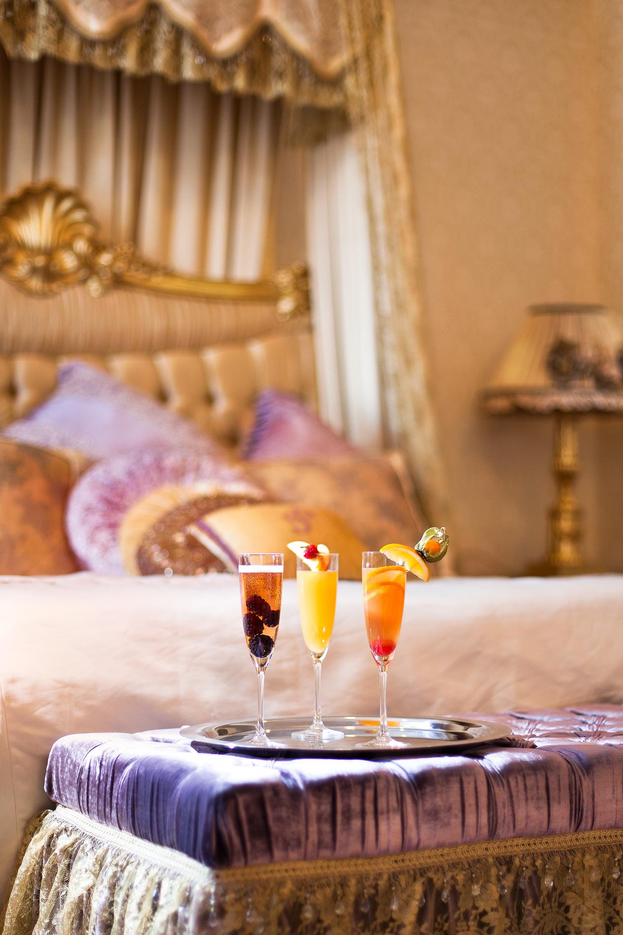 День святого Валентина в гостинице Radisson Royal