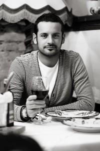 Алессио Джини - шеф-повар ресторана Piccolino холдинга Ginza Project