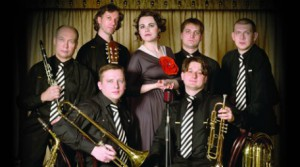 Moscowragtime Band в ресторане Цыцыла на День Святого Валентина