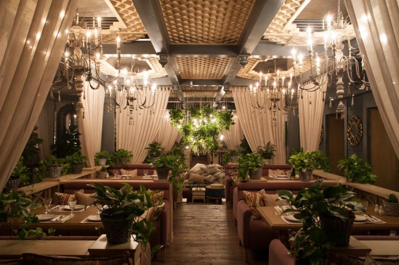"""Вечеринка """"Формула Любви"""" в ресторане Шайка Лейка холдинга Ginza project"""