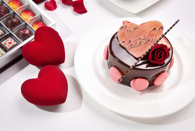 День Святого Валентина в ресторане-клубе «Future»