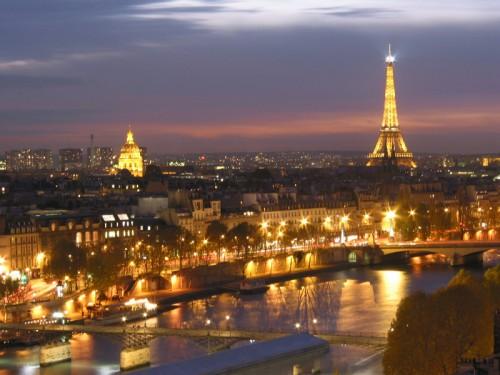 День св. Валентина в Париже1