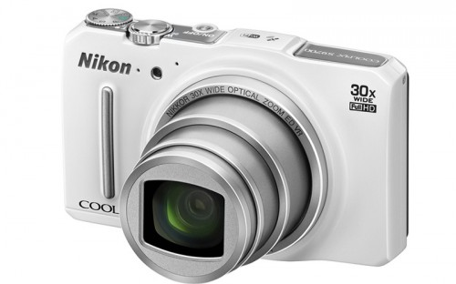 Фотокамера Nikon Coolpix S9700