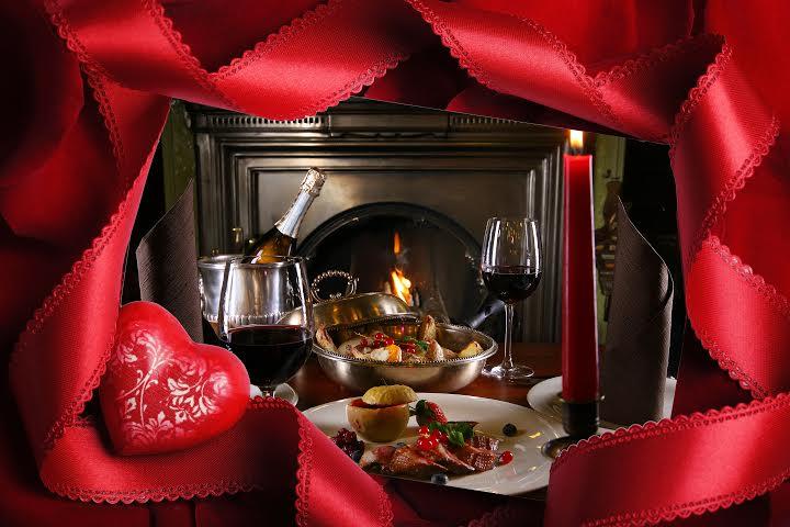 Проведите День Влюбленных с любимыми в ресторане «Гран-При»
