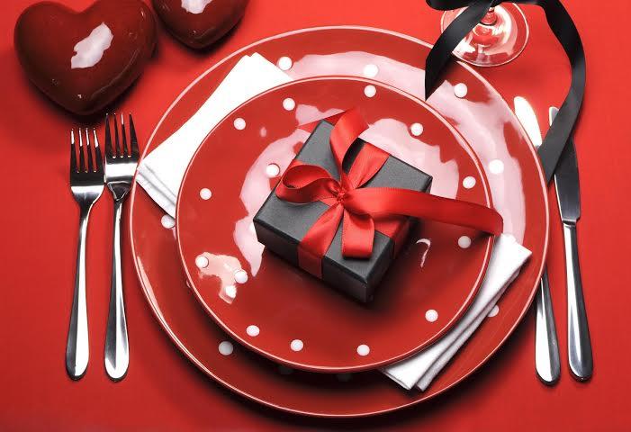 День Святого Валентина на высоте!