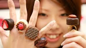 День Святого Валентина в Японии1