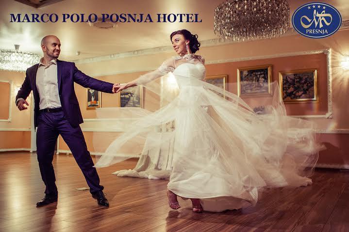 Праздничное меню в Banket Hall Marco Polo Presnja