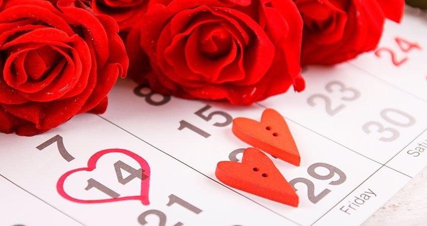 День Святого Валентина в Новом Береге
