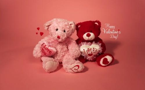 10 удачных идей хороших подарков на День святого Валентина плюшевые игрушки
