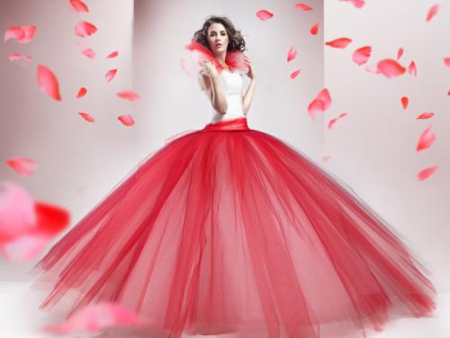 Секреты ослепительного наряда на День святого Валентина1
