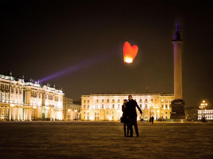 День святого Валентина: российские особенности