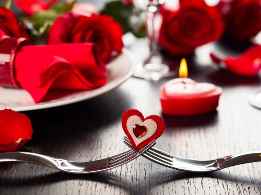 Отмечаем День святого Валентина романтично и незабываемо. Часть 1.