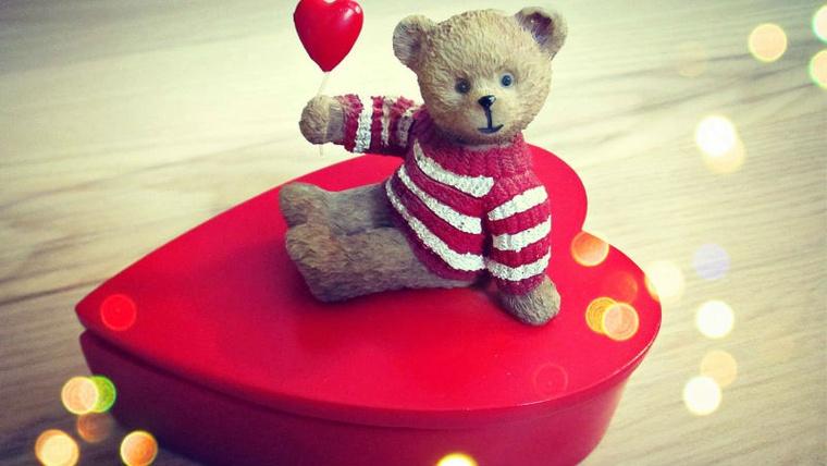 Все о валентинке и других символах Дня святого Валентина. Часть 1.