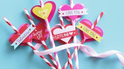 Все о валентинке и других символах Дня святого Валентина. Часть 1.3