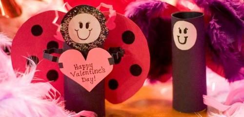 Все о валентинке и других символах Дня святого Валентина. Часть 1.4