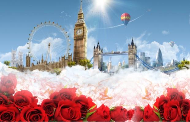 День святого Валентина по-английски