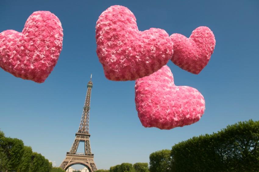 День святого Валентина по-французски