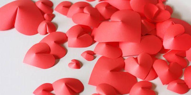 День святого Валентина своими руками