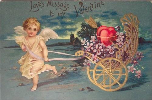 Романтичная и прагматичная правда о Дне святого Валентина. Часть 1.4