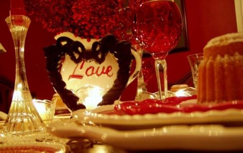 День святого Валентина и ресторан секреты взаимодействия. Часть 1.2