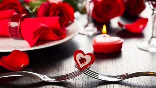 День святого Валентина и ресторан секреты взаимодействия. Часть 1.3