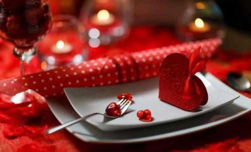 День святого Валентина и ресторан секреты взаимодействия. Часть 1.4