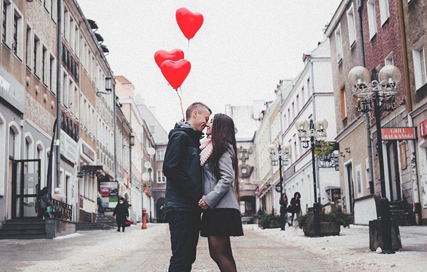 Международные обычаи Дня святого Валентина
