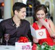 День Святого Валентина в ресторане «Гусятникоff»