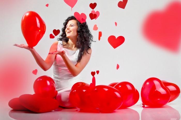 День святого Валентина собственного изготовления