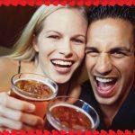 Счастливый день святого Валентина в O'Connell's Pub