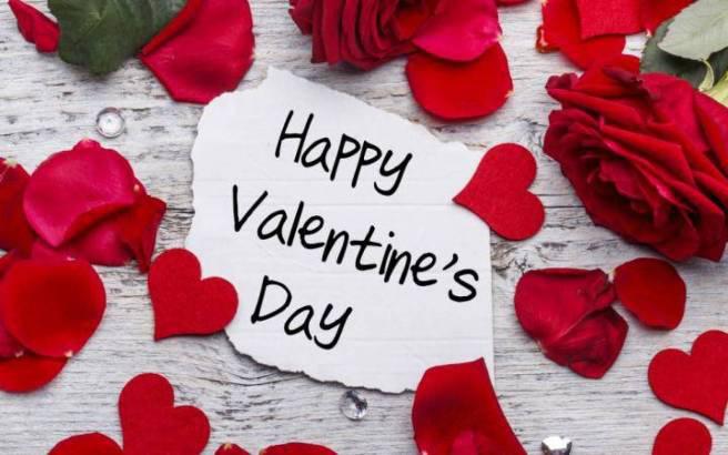 Символическая армия Дня святого Валентина