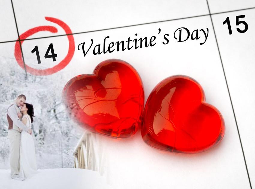 Какого числа день Святого Валентина в 2018 году. Дата праздника